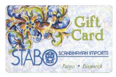 Stabo Gift Card