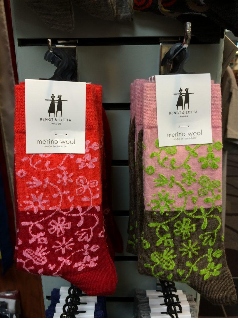 Garden Socks by Bengt Lotta Stabo Imports