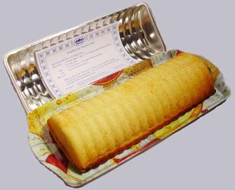 Norwegian Almond Cake Pan