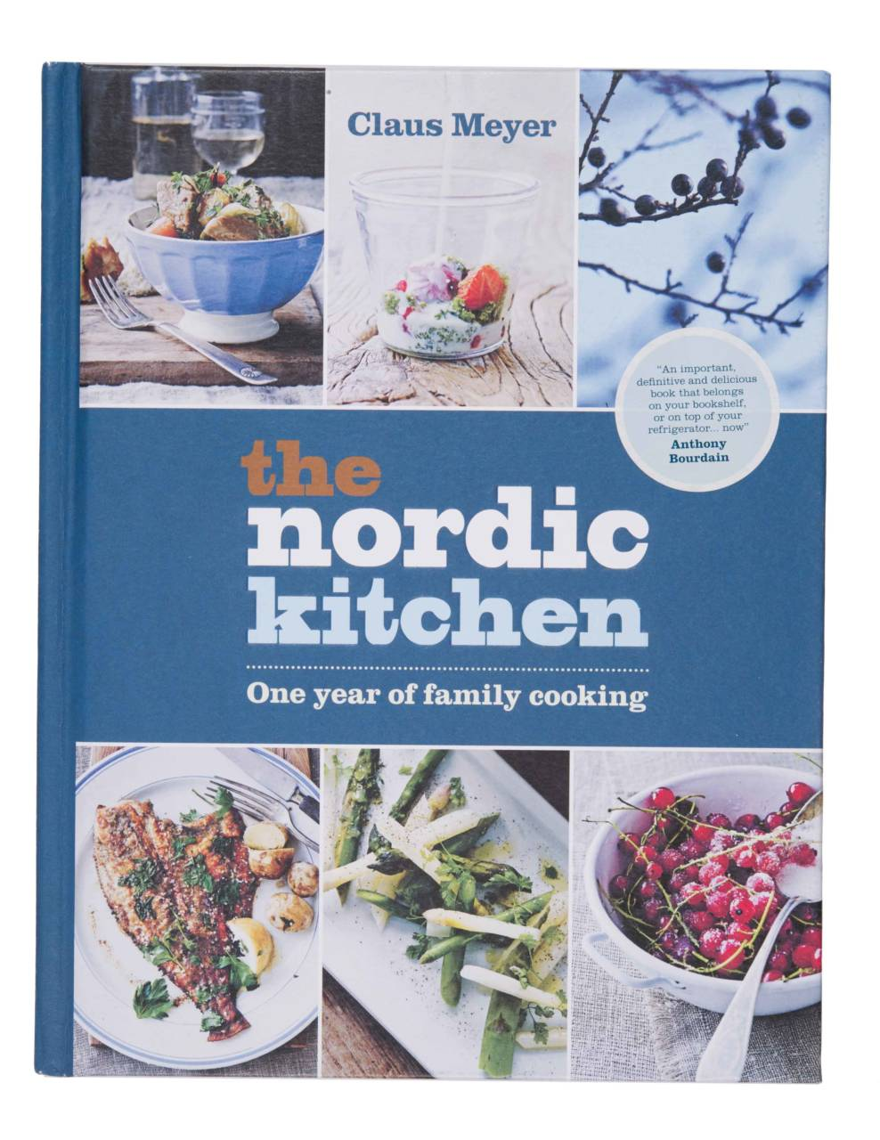 The Nordic Kitchen - Hardcover | Stabo Imports